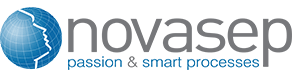 Logo Novasep