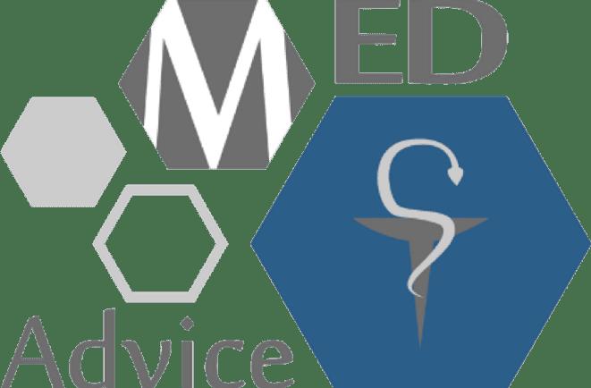 Logo Med Advice - Une vision innovante de la santé